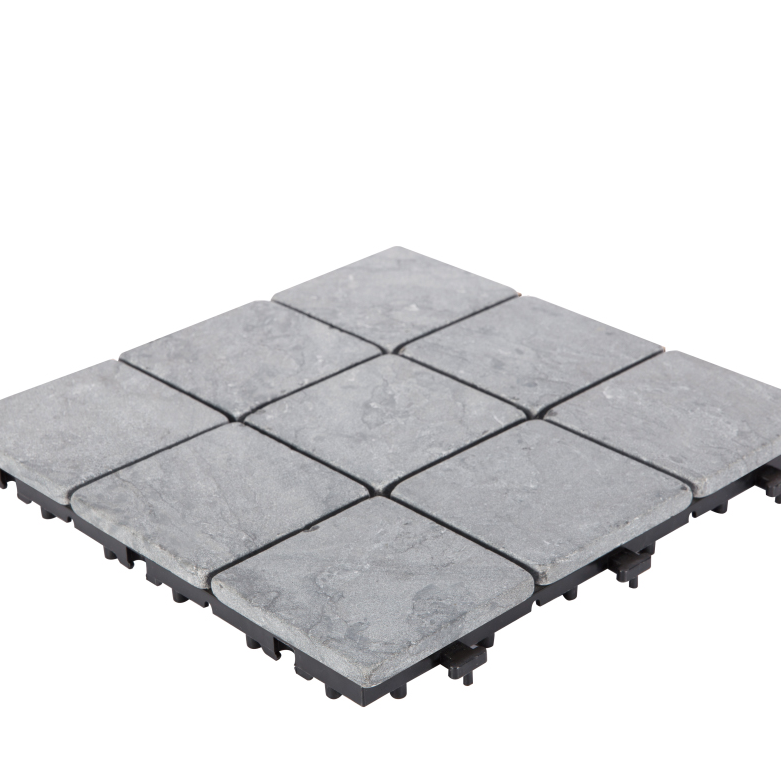 JIABANG diy travertine deck tiles at discount for playground