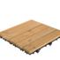 natural interlocking wood deck tiles wooddeck for garden JIABANG
