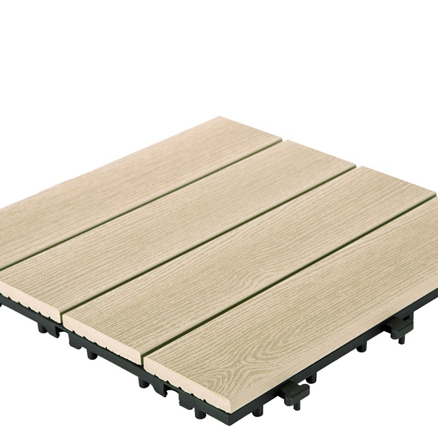 JIABANG frost resistant composite deck tiles durable
