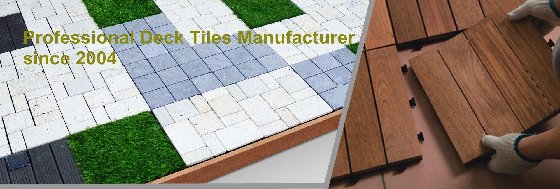 deck tiles manufacturer