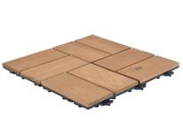 outdoor wood deck tiles