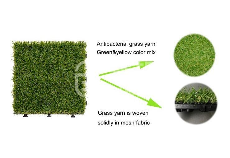 artificial grass tiles flooring hot-sale for wholesale-3