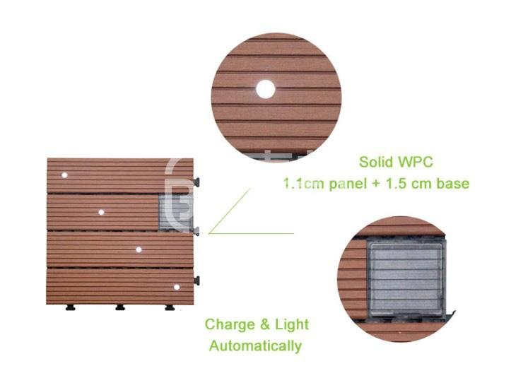 high-quality modular decking panels eco-friendly decorative garden lamp-3