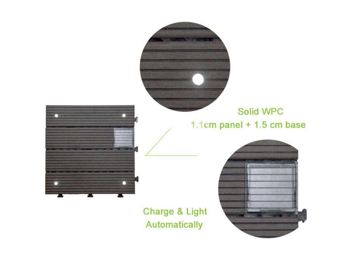JIABANG led solar light tiles highly-rated garden lamp-3