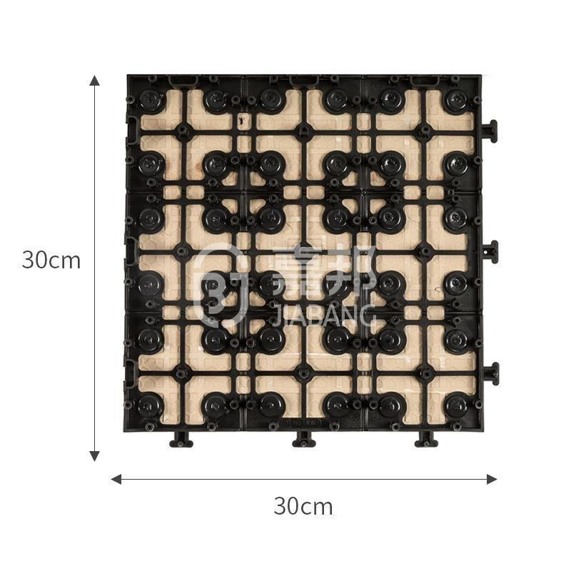 anti slip outdoor floor tiles balcony decoration JIABANG-2