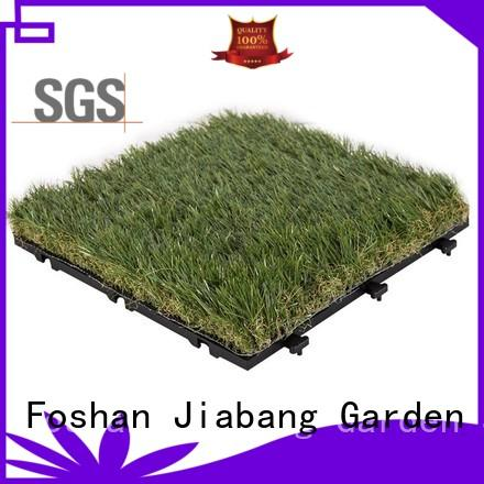 JIABANG artificial grass squares top-selling for wholesale