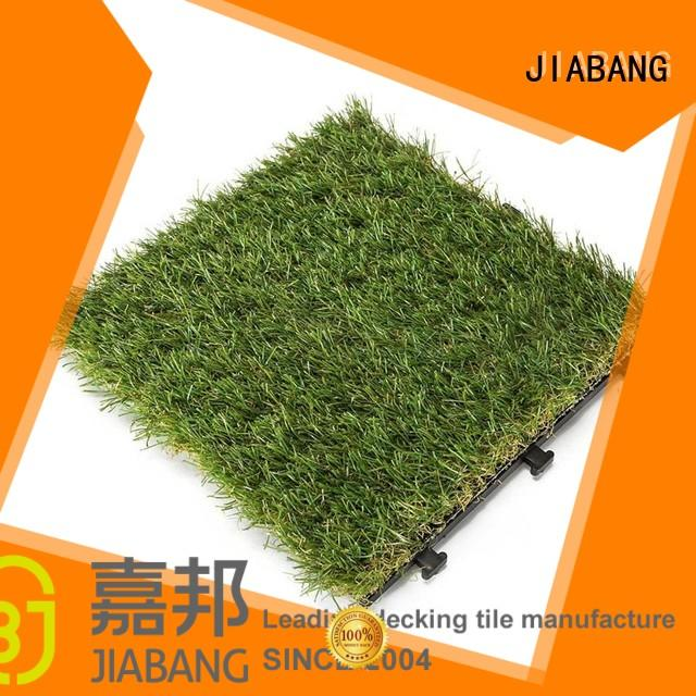 JIABANG deck tiles on grass hot-sale for garden