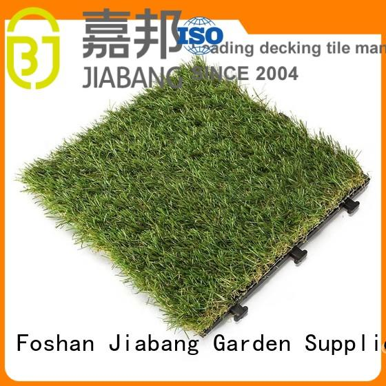 outdoor grass tiles permeable tiles fake grass squares manufacture