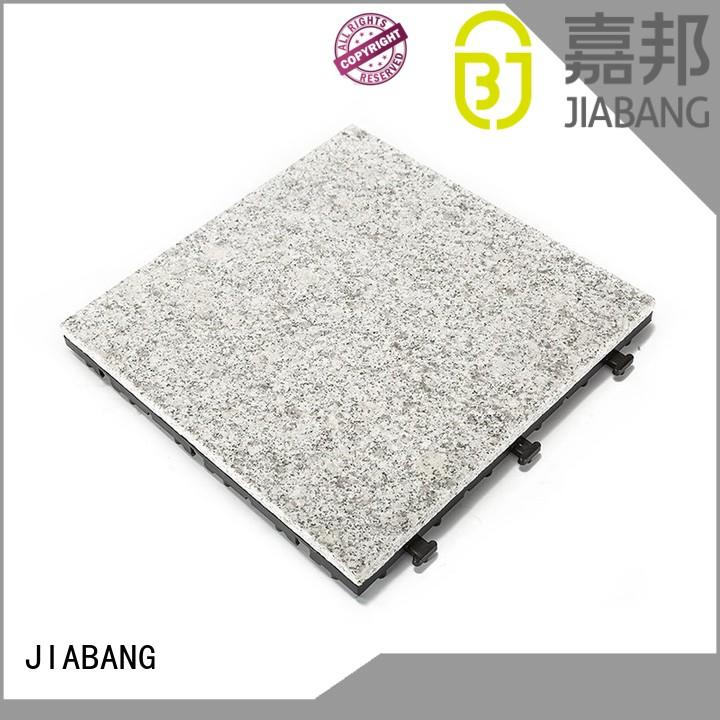 JIABANG latest outdoor granite tiles factory price for sale