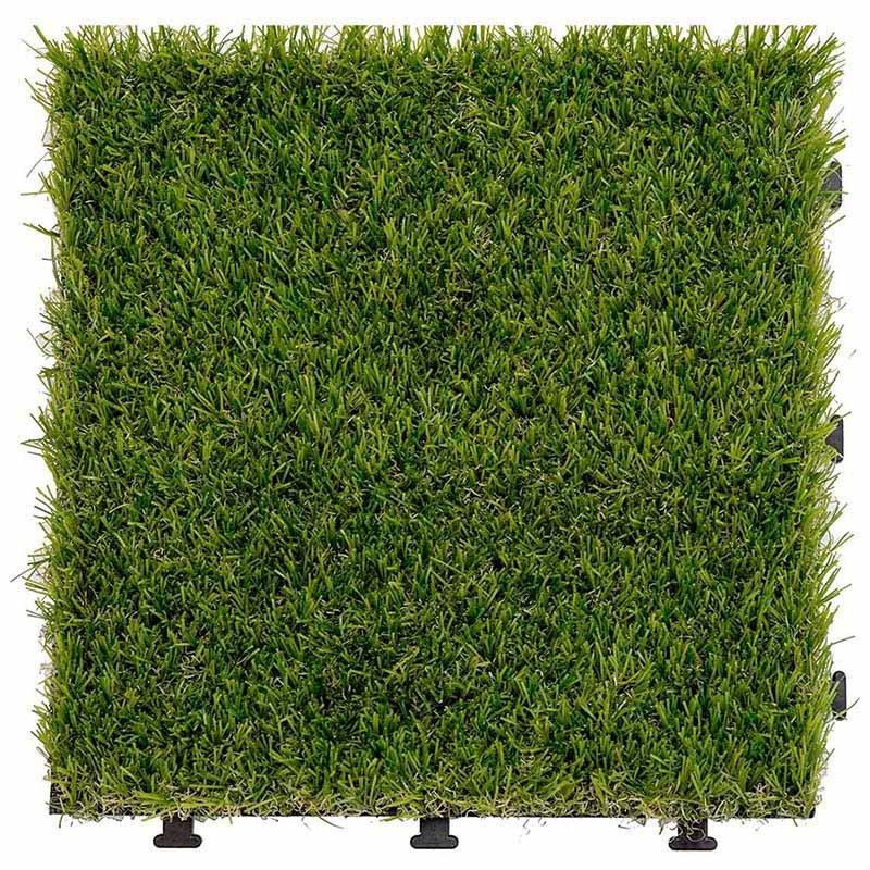 Grass mat balcony DIY tiles G013
