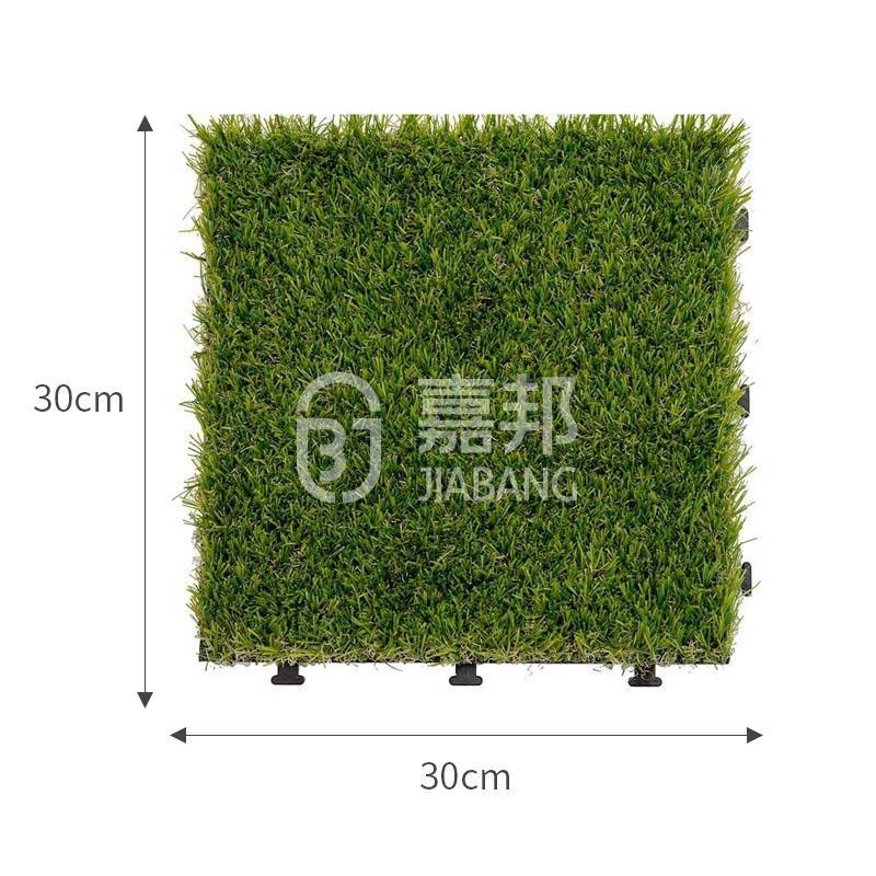 JIABANG outdoor grass tiles easy installation for garden-1