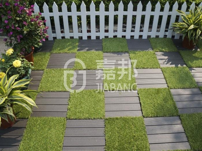 JIABANG anti-bacterial deck tiles on grass hot-sale for wholesale-7