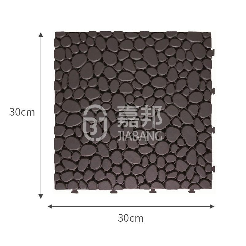 JIABANG bathroom floor outdoor plastic deck tiles high-quality-1