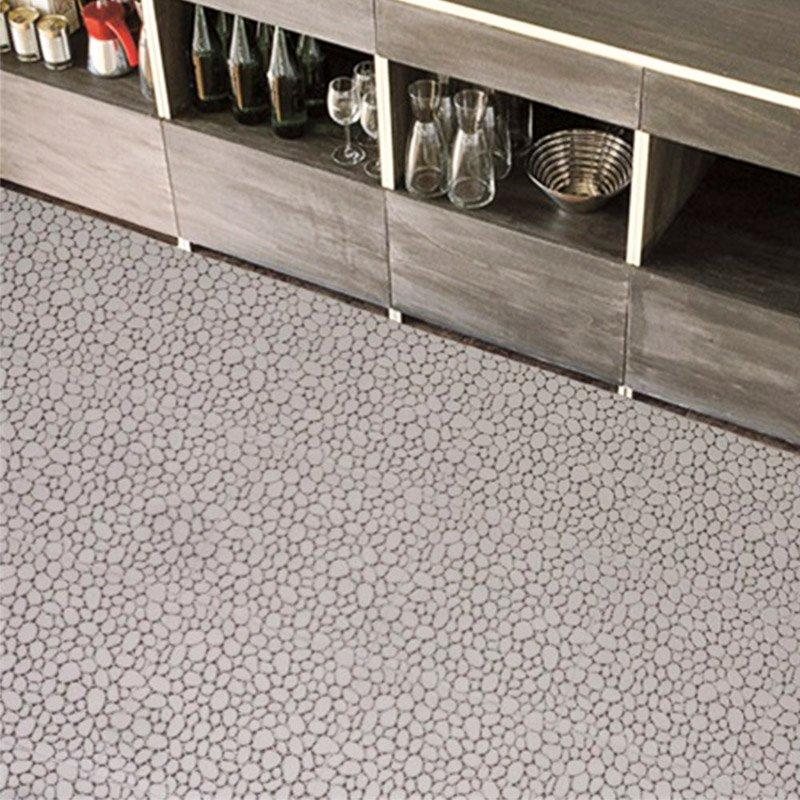 Non slip bathroom floor deck tiles JBPL3030PB grey