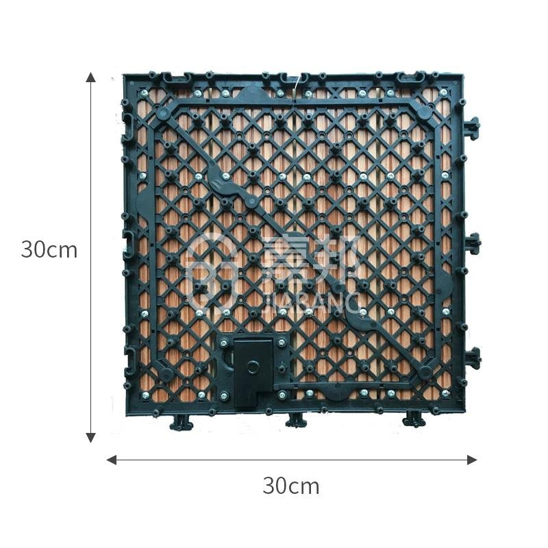 high-quality modular decking panels eco-friendly decorative garden lamp-2