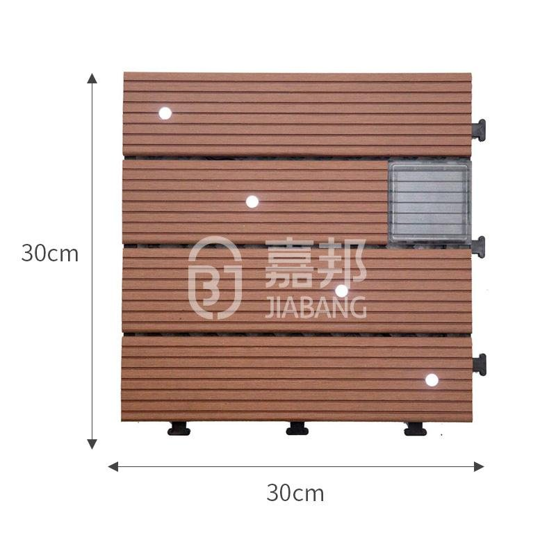 high-quality modular decking panels eco-friendly decorative garden lamp-1