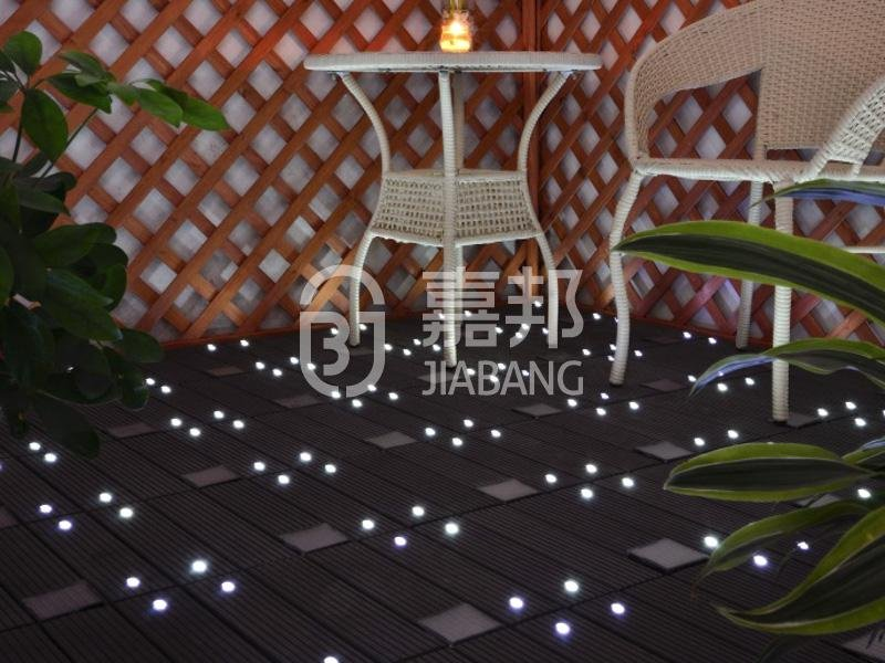 JIABANG high-quality snap together deck tiles highly-rated garden lamp-5