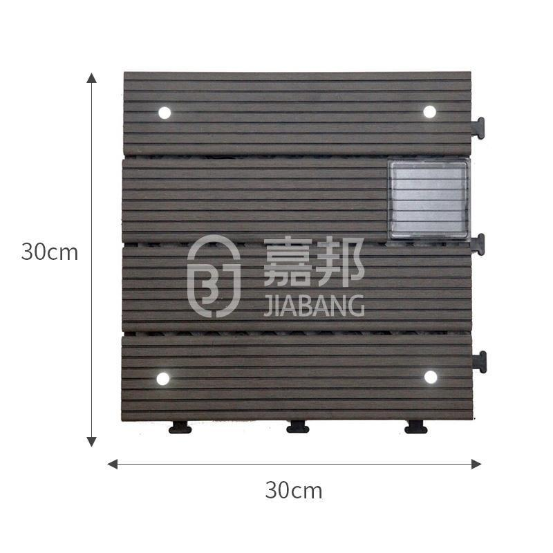 JIABANG led solar light tiles highly-rated garden lamp
