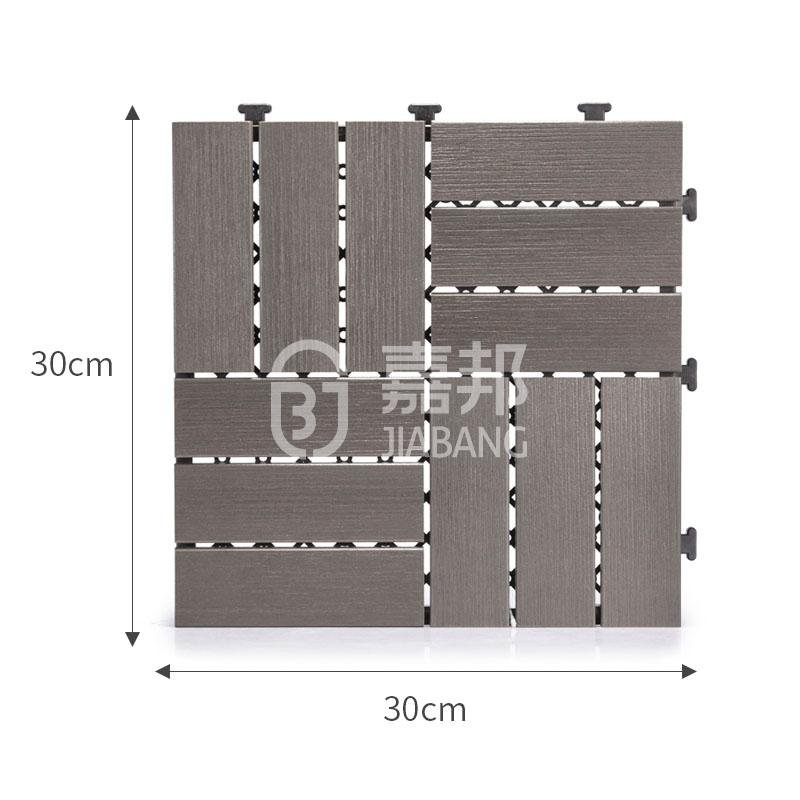 JIABANG high-end plastic decking panels high-quality home decoration-1