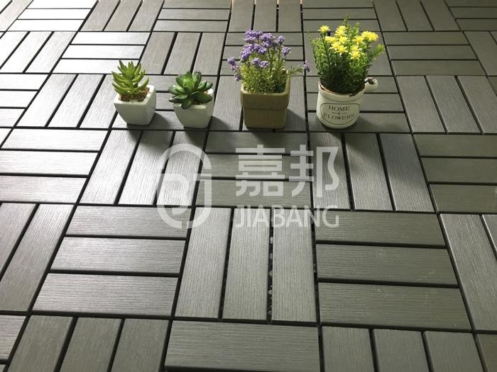 JIABANG durable plastic patio tiles anti-siding garden path-6