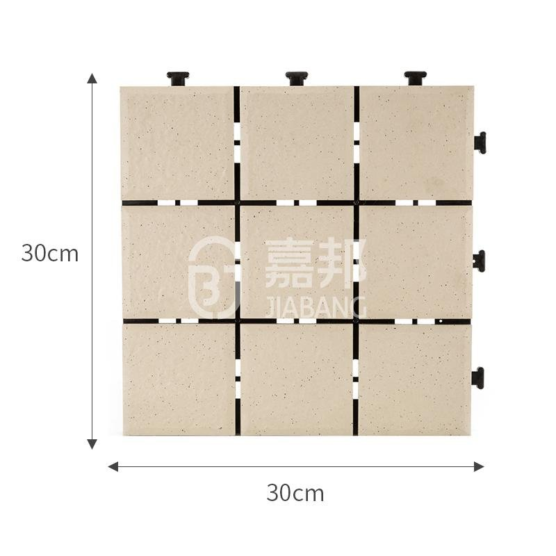 ODM indoor outdoor porcelain tile flooring free delivery at discount-1