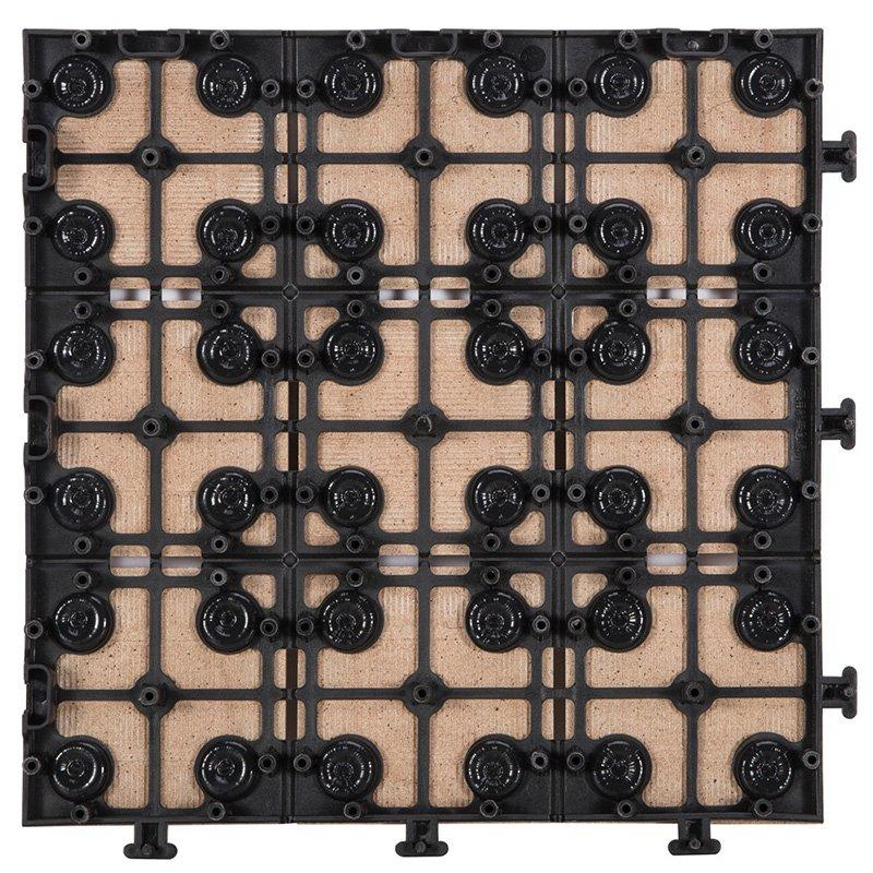Anti slip frost ceramic pool deck tile N044