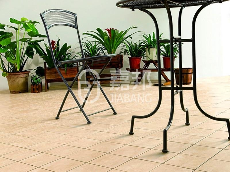 anti slip outdoor floor tiles balcony decoration JIABANG-6