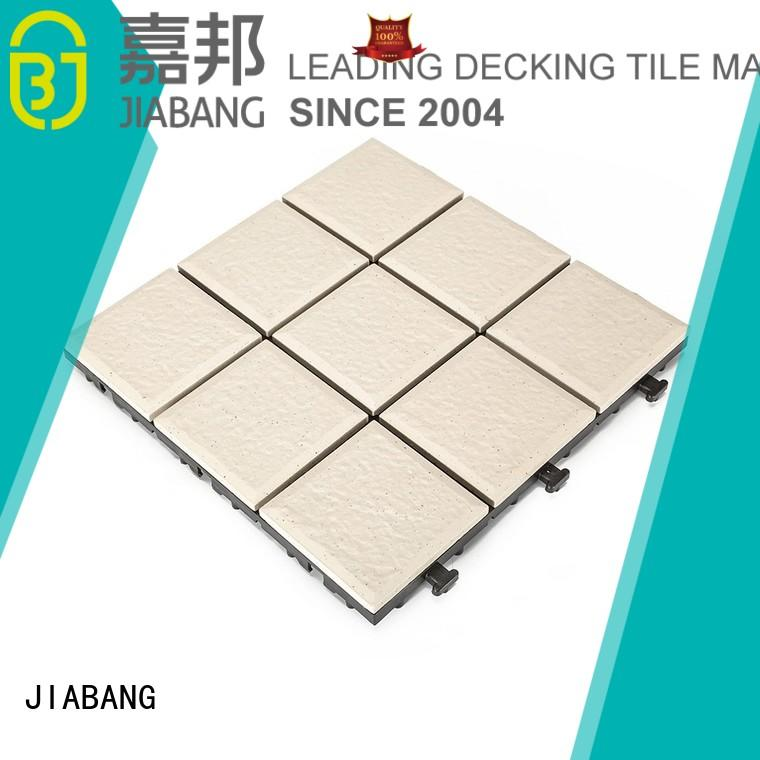 flooring ceramic patio tiles flooring for patio decoration JIABANG