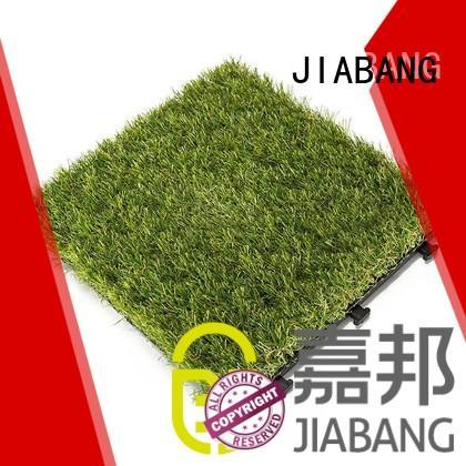 professional deck tiles on grass wholesale garden decoration