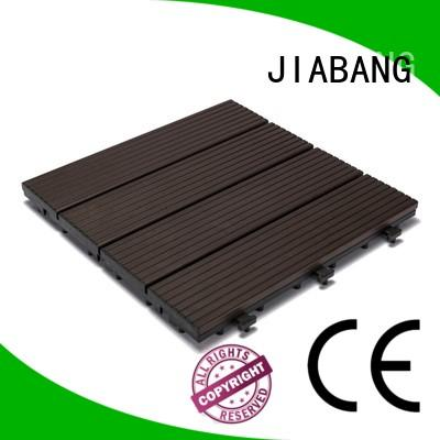 JIABANG aluminum deck board popular for customization