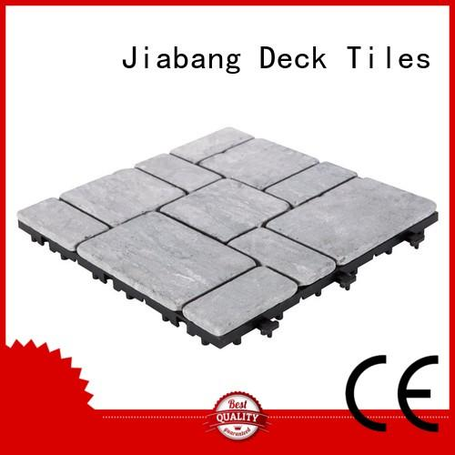 JIABANG natural travertine tile for sale wholesale for garden decoration