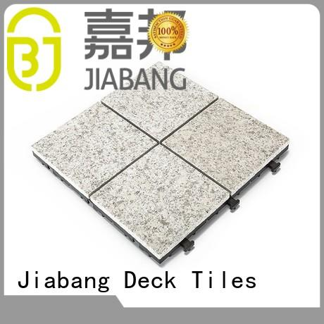 low-cost granite flooring outdoor from top manufacturer for porch construction JIABANG