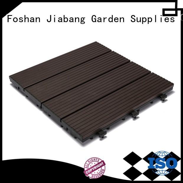 JIABANG aluminum metal deck boards light-weight at discount
