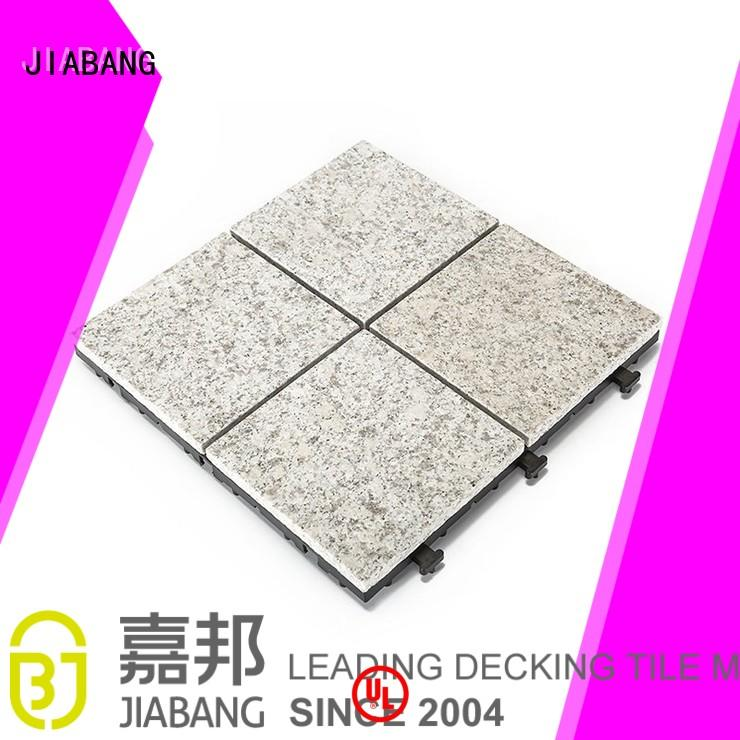 porch real granite deck tiles garden JIABANG company