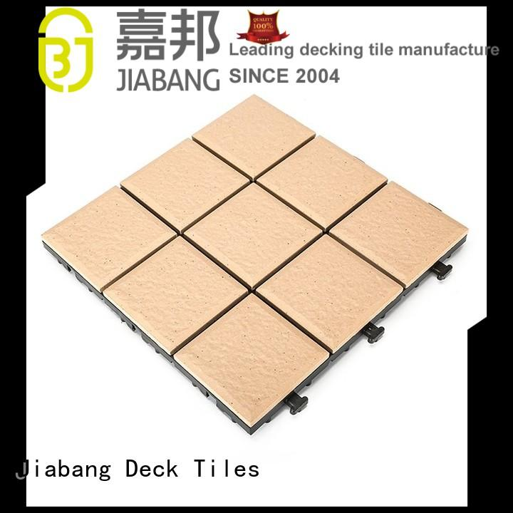 JIABANG exhibition porcelain tile manufacturers free delivery at discount