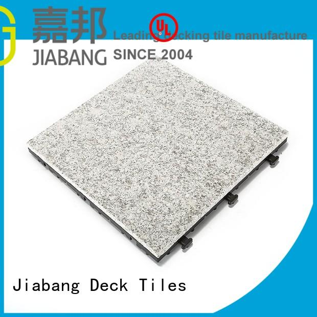 flamed granite floor tiles granite JIABANG Brand granite deck tiles