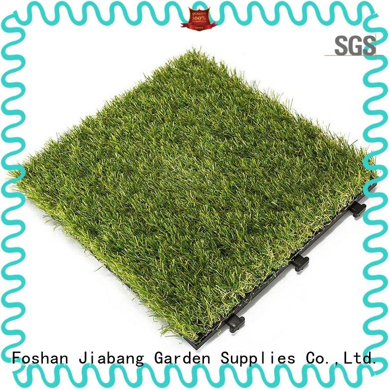 top-selling grass carpet tiles on-sale path building JIABANG