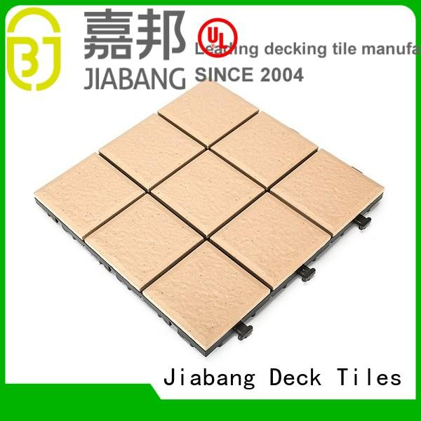 JIABANG Brand porcelain squares ceramic garden tiles flooring supplier