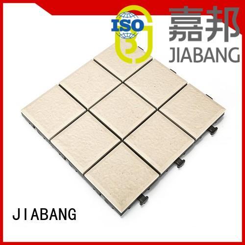 JIABANG exterior outdoor ceramic tile best manufacturer for garden