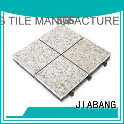 JIABANG highly-rated granite deck tiles factory price for sale