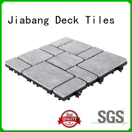 JIABANG limestone travertine deck tiles wholesale from travertine stone
