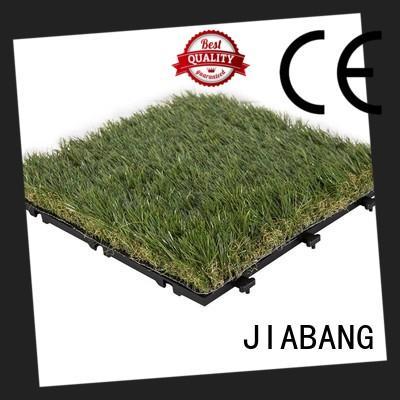 JIABANG artificial grass squares hot-sale for customization