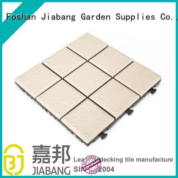 ceramic patio tiles flooring gazebo construction JIABANG