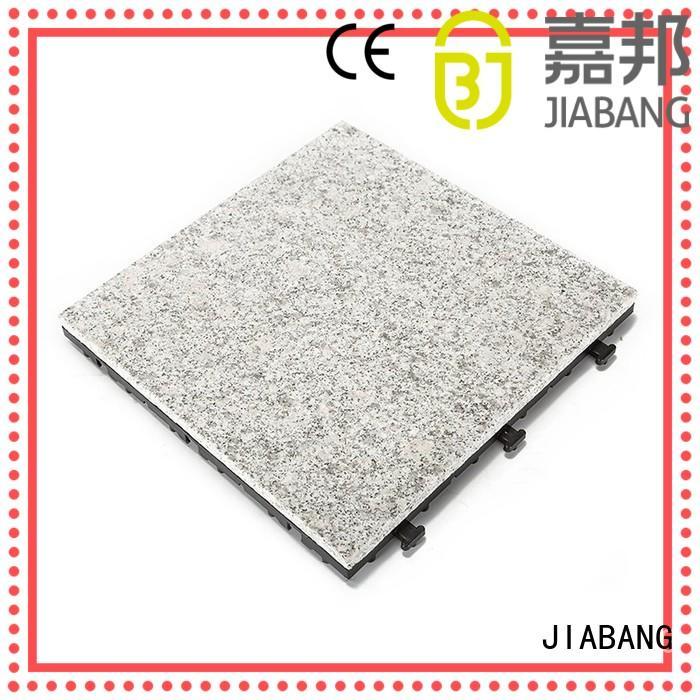 outdoor tile flooring room JIABANG Brand granite deck tiles supplier