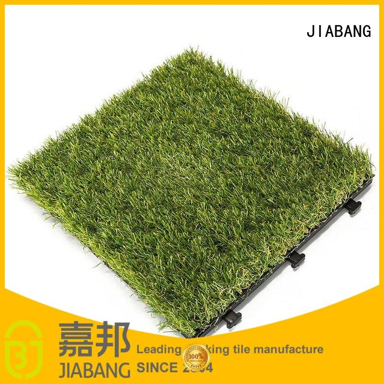 high-quality deck tiles on grass wholesale on-sale garden decoration