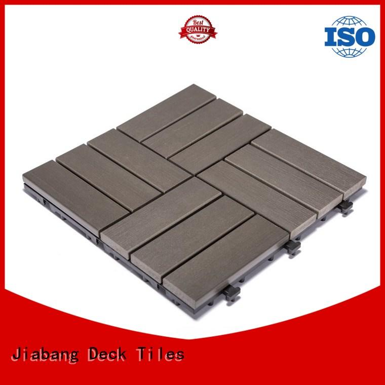durable plastic patio tiles pvc popular garden path