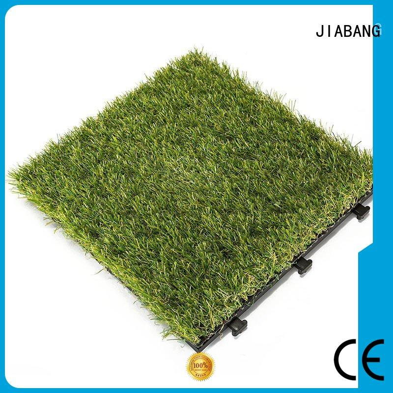 landscape fake grass tiles artificial grass path building