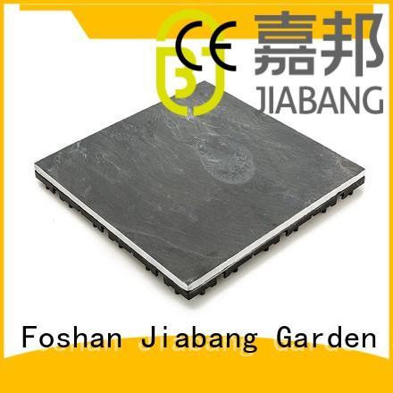 stones patio non interlocking stone deck tiles floor JIABANG Brand