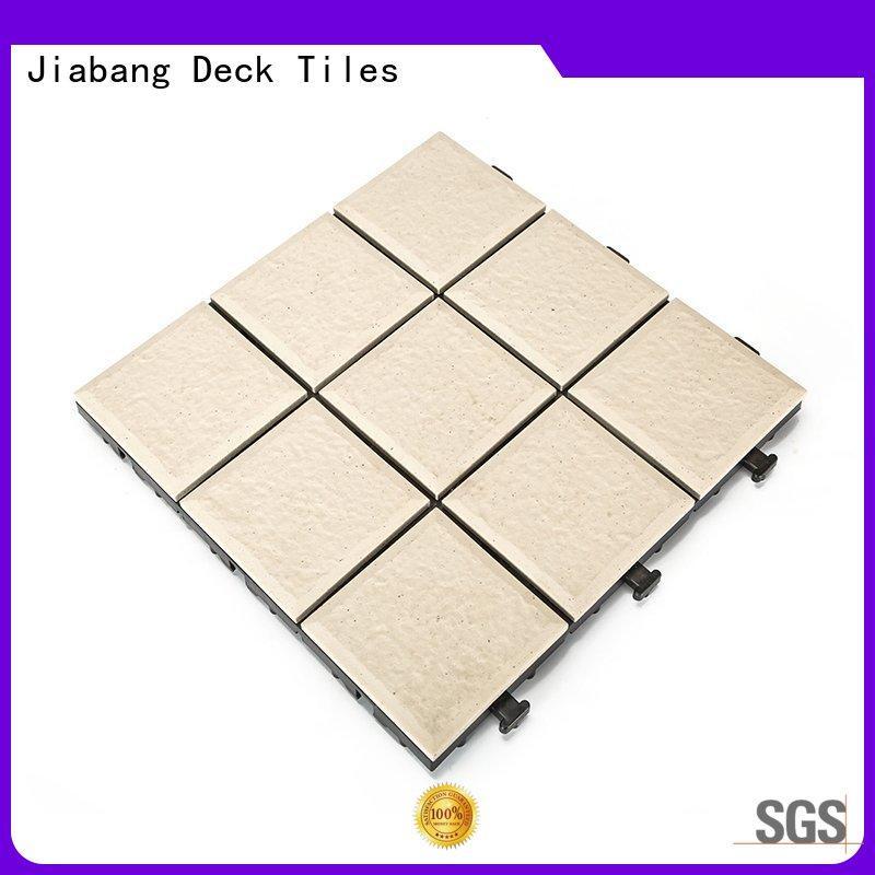 JIABANG 08cm ceramic outdoor ceramic tile for patio best manufacturer for office