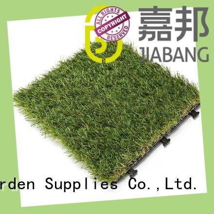 grass tiles easy installation for customization